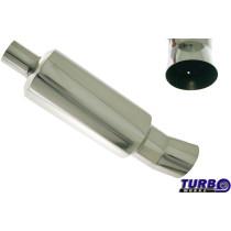 Sport kipufogó dob TurboWorks XTM-04 2,5